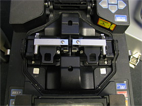 Calibration of Optical Fusion Splicer